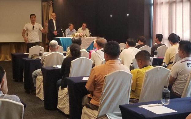 Tổ chức VOICE thông báo tiến trình định cư đồng bào tỵ nạn Việt Nam (Nam Lộc)
