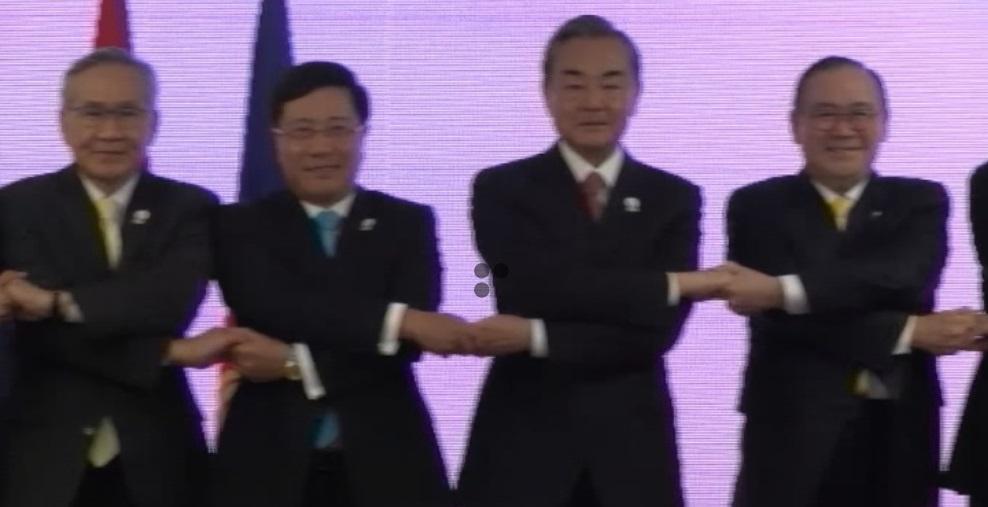 Cuộc đàm phán về Biển Đông giữa Asean và Trung Cộng đạt cột mốc quan trọng