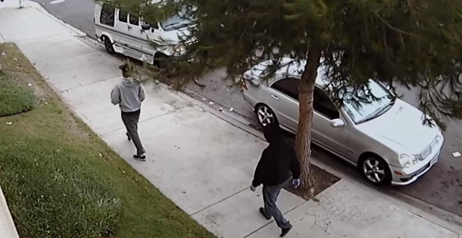 Một người gốc VIệt bị bắt giữ liên quan đến các vụ cướp có vũ khí ở Santa Ana