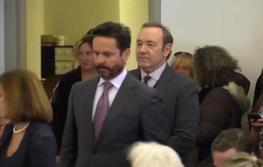 Công tố viên Massachusetts hủy vụ truy tố nam tài tử Kevin Spacey tấn công tình dục