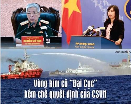 Vụ Bãi Tư Chính và thế kẹt của Hà Nội (Lý Thái Hùng – Web Việt Tân)