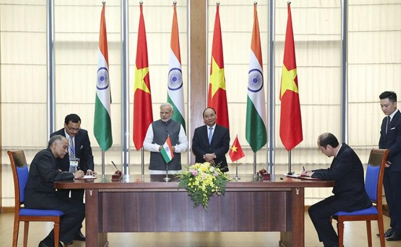 CSVN thông báo với Ấn Độ về cuộc đụng độ Trung Cộng tại Biển Đông