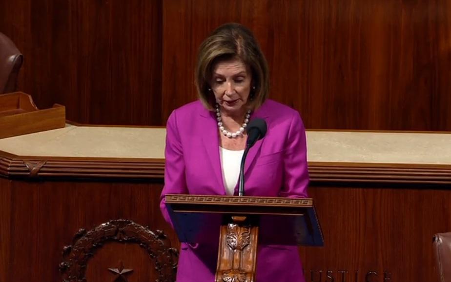 Chủ Tịch Hạ Viện Nancy Pelosi chỉ trích kế hoạch Tòa Bạch Ốc nâng mức trần nợ công