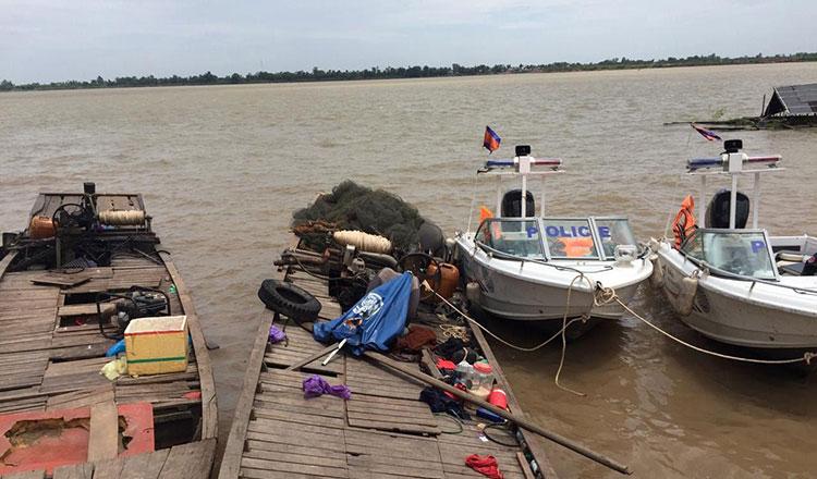 Xâm phạm vùng nước sông Mekong thuộc Cambodia, 1 ngư dân Việt bị cảnh sát bắn
