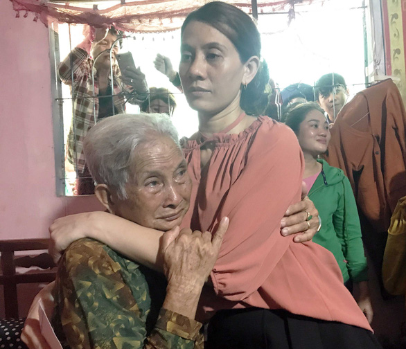 Người phụ nữ trở về Việt Nam sau 22 năm bị chuốc thuốc mê bán sang Trung Quốc