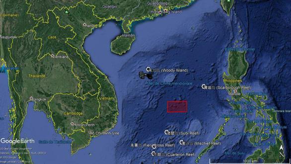 Bà Lê Thu Hằng vẫn không dám nêu tên Trung Cộng khi nói về đối đầu trên Biển Đông
