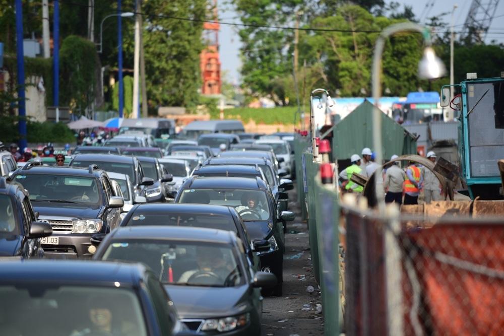 Chi 250 tỷ đồng xây 34 trạm thu phí xe hơi vào trung tâm Sài Gòn chống kẹt xe