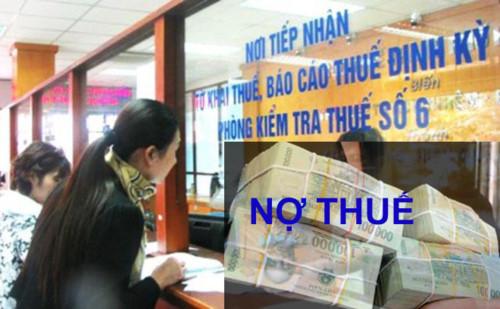Nợ thuế nửa năm 2019 ở Sài Gòn tăng cao