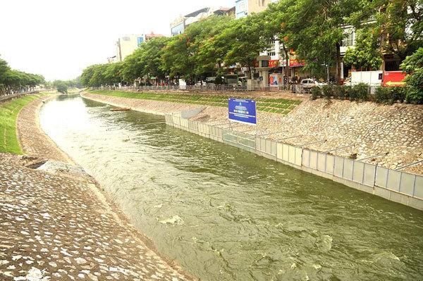 Dự án làm sạch sông Tô Lịch của Nhật bị công ty nhà nước cố tình phá hoại?