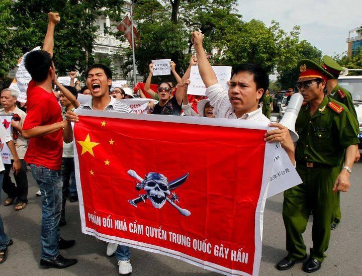 Tuyên bố Biển Đông của người Việt trong và ngoài nước