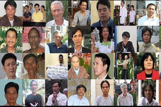 Tổ Chức Người Bảo Vệ Nhân Quyền: CSVN đang giam giữ 231 tù nhân lương tâm