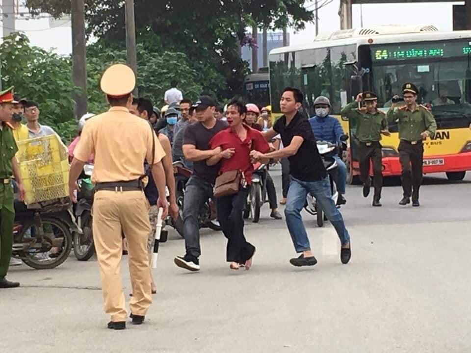 Amnesty kêu gọi trả tự do cho nhà hoạt động chống BOT bẩn Hà Văn Nam