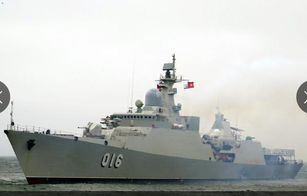 Việt Nam đưa tàu chiến sang tập trận ở Nga khi căng thẳng với Trung Cộng ở Biển Đông