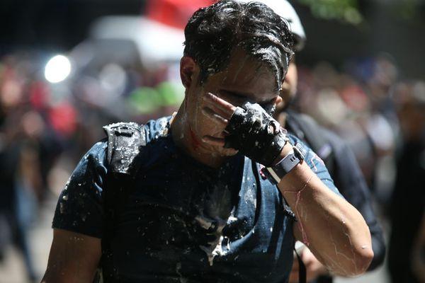 Thị trưởng & cảnh sát Portland bị chỉ trích sau khi nhà báo Andy Ngô bị tấn công tại cuộc biểu tình