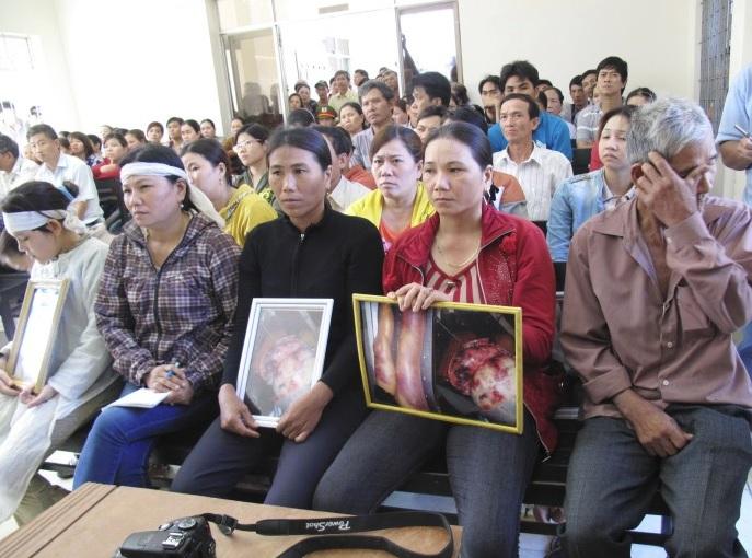 Thêm một người bị chết trong đồn công an của tỉnh Hậu Giang