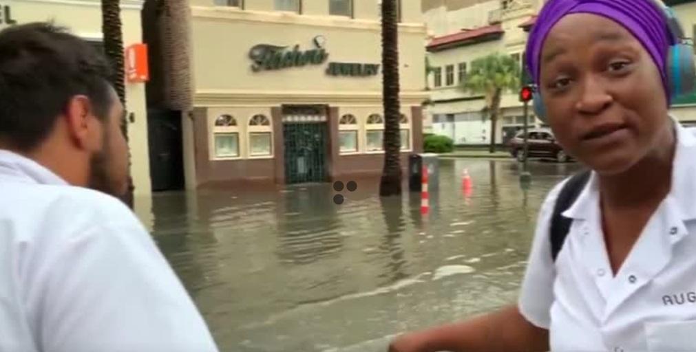Thành phố New Orleans sẽ phải đối mặt với lũ lụt trong những ngày tới