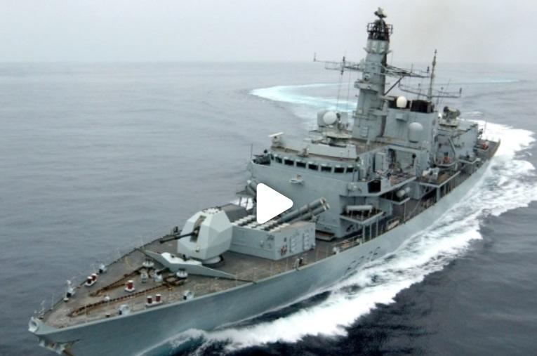 Iran tìm cách ngăn chận tàu chở dầu của Anh Quốc ở vùng vịnh