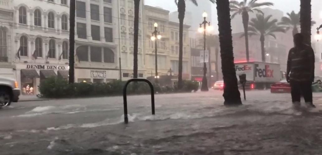 Bão nhiệt đới Barry: New Orleans đối mặt với nguy cơ lũ lụt