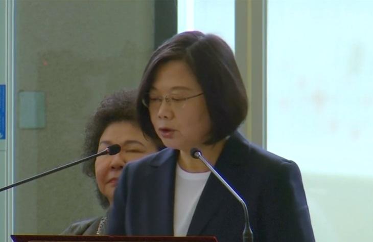 Tổng thống Đài Loan đến Hoa Kỳ, khuyến cáo về mối đe dọa từ Trung Cộng