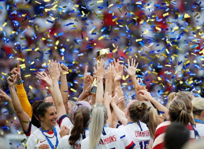 Thắng Hòa Lan 2-0, đội tuyển nữ Hoa Kỳ bảo vệ thành công danh hiệu vô địch thế giới