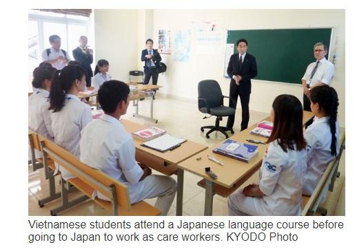 Chính sách visa lao động mới của Nhật nhận thêm công nhân  Việt Nam
