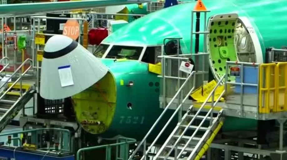 American Airlines gia hạn đình chỉ hoạt động của Boeing 737 Max