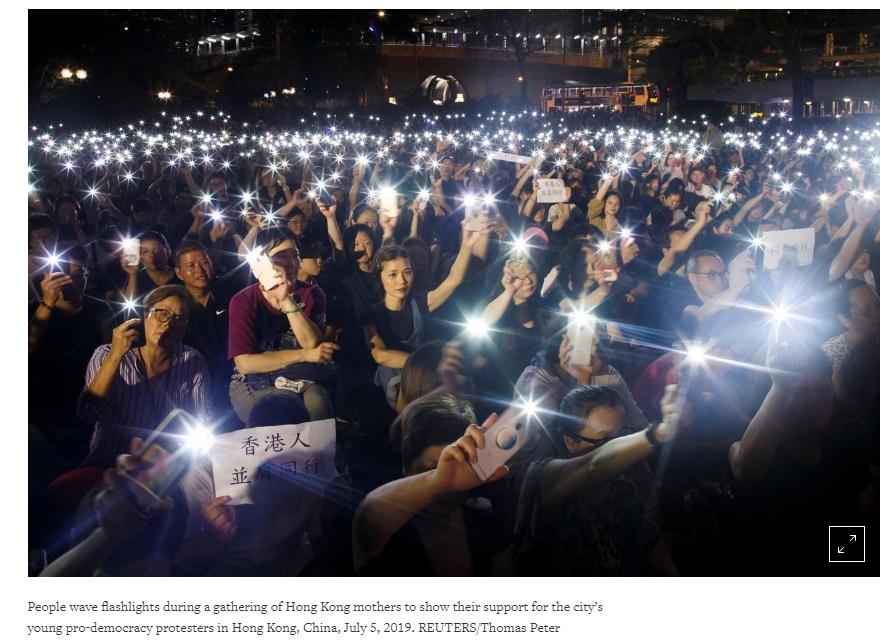 Đài Loan cân nhắc cho phép người biểu tình Hong Kong tị nạn