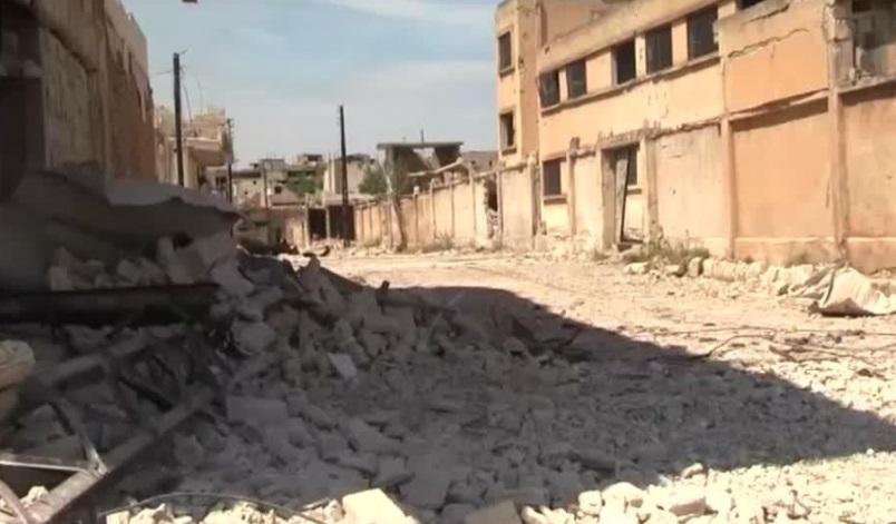 Cuộc tấn công ở Syria do Nga dẫn đầu khiến hơn 500 người thiệt mạng