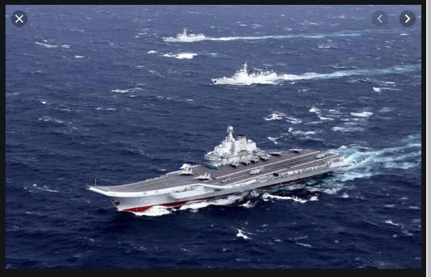 Trung Cộng tập trận trên Biển Đông gia tăng căng thẳng với Việt Nam