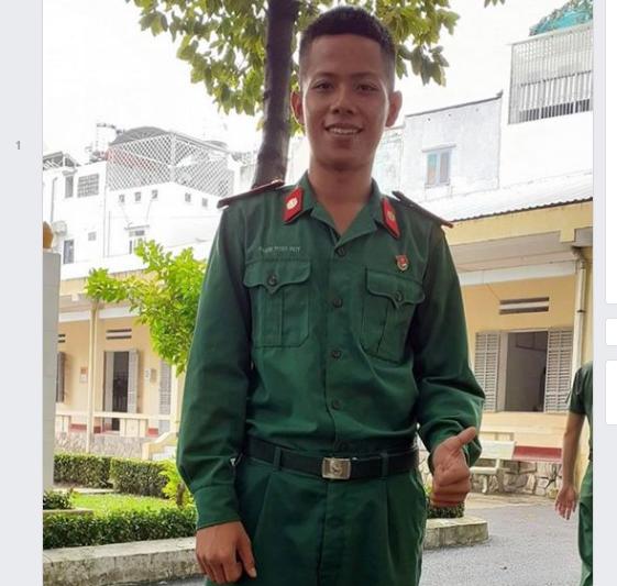 Một quân nhân chết bất thường, gia đình kêu cứu cộng đồng mạng