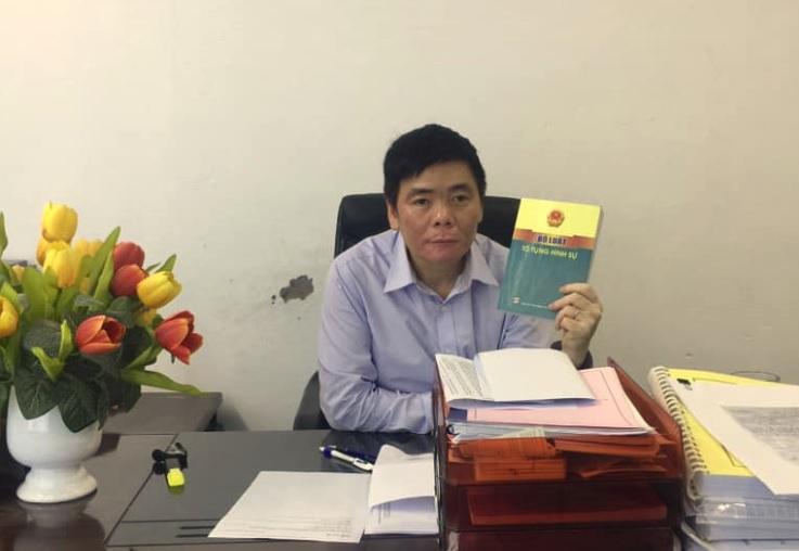 Văn phòng luật sư Trần Vũ Hải khiếu nại bị mất tiền sau khi công an khám xét