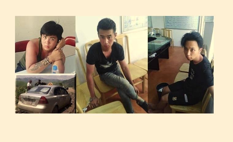 Ba thanh niên Trung Cộng giết tài xế taxi Lạng Sơn để cướp xe