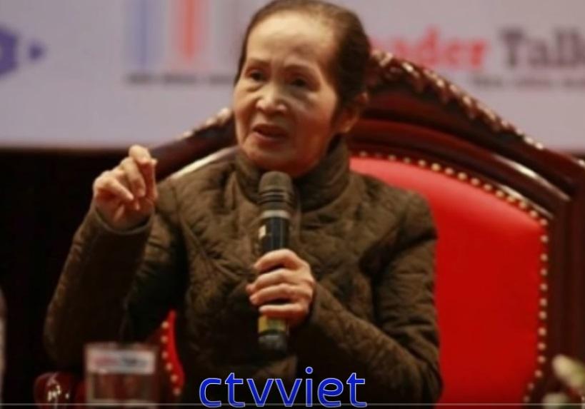 Bà Phạm Chi Lan: Việt Nam không nên sử dụng nhà thầu Trung Cộng