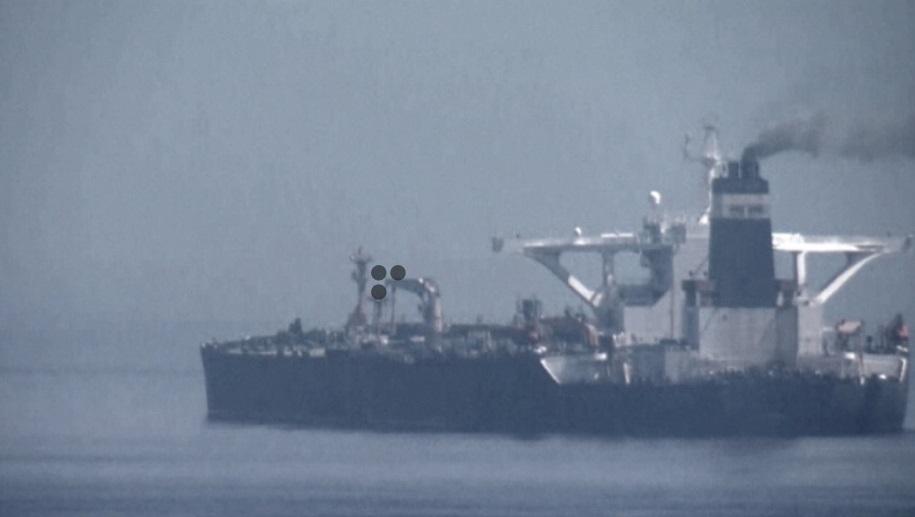 Hoa Kỳ ban hành lệnh bắt giữ tàu chở dầu Iran ở Gibraltar
