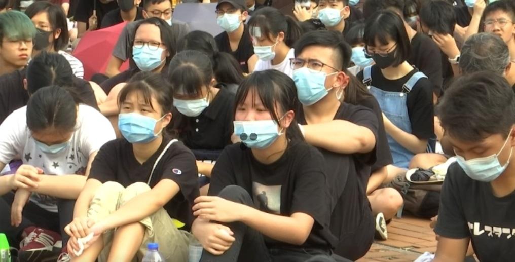 Sinh viên Hong Kong bãi khóa 2 tuần đầu năm học, tiếp tục biểu tình