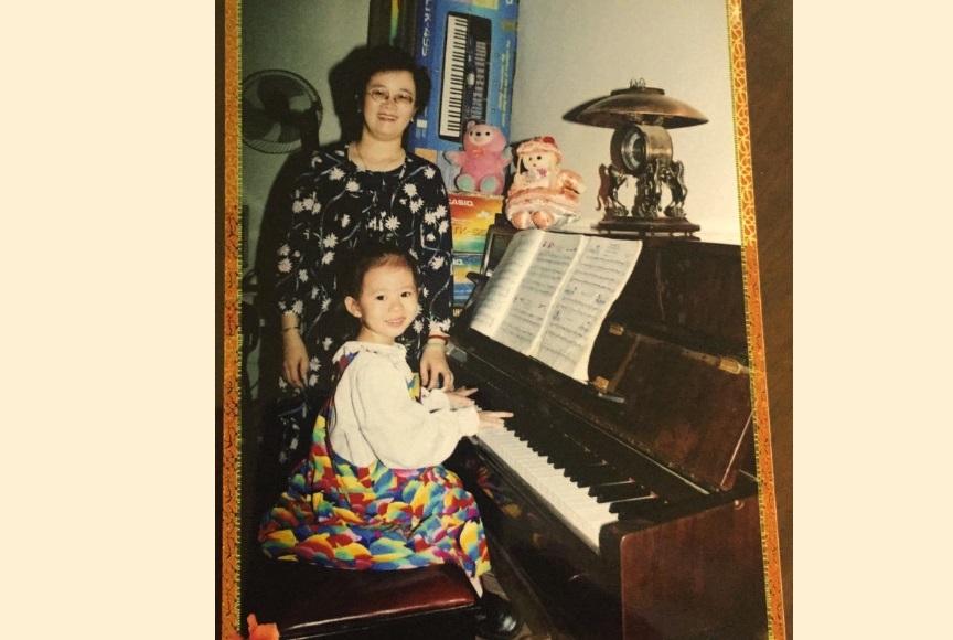 Tự truyện của nghệ sĩ dương cầm Nguyễn Quang Hồng Ân _ Thạc sĩ Âm nhạc Đức ở tuổi 19