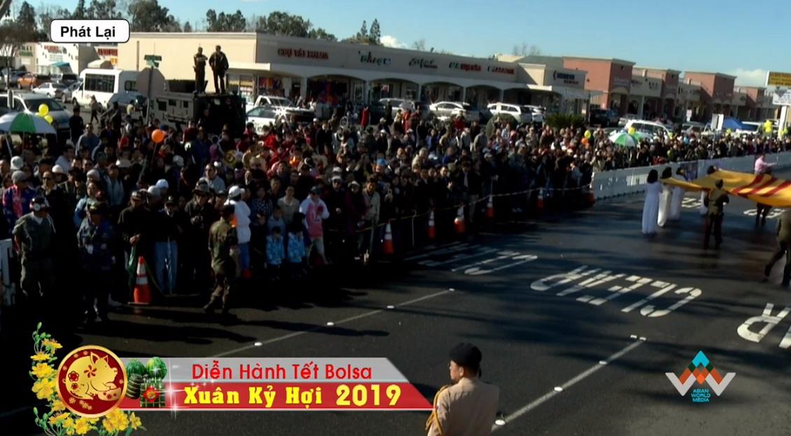 Cộng Đồng Người Việt Quốc Gia Nam California mất quyền tổ chức diễn hành Tết