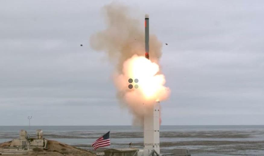 Hoa Kỳ rút khỏi hiệp ước hỏa tiễn hạt nhân INF là để nhắm vào Trung Cộng