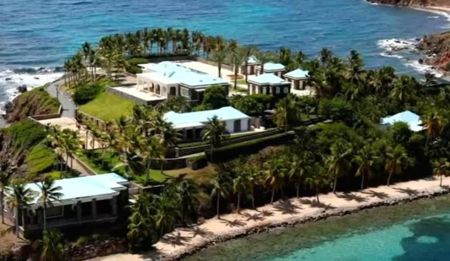 FBI lục soát nhà riêng của tỷ phú Jeffrey Epstein tại quần đảo Virgin