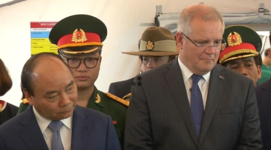 Việt Nam và Úc phản đối các hoạt động của Trung Cộng trên Biển Đông