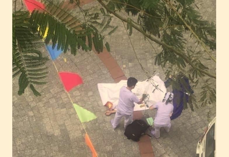 Sinh viên Hutech chết do rơi từ lầu cao, danh tính chưa được công bố