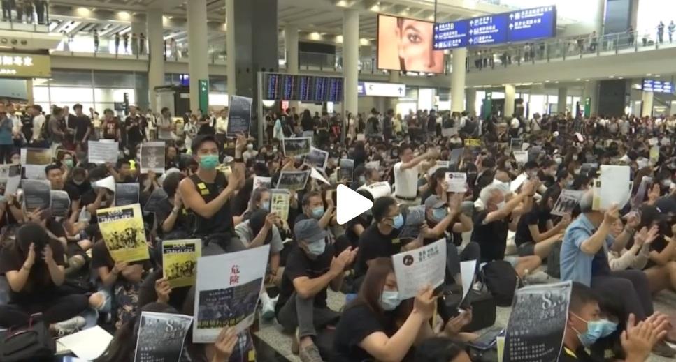 Trung Cộng ra lệnh Cathay Pacific sa thải nhân viên ủng hộ biểu tình  Hồng Kông