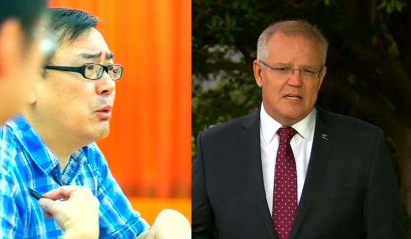 Úc yêu cầu thả nhà văn Yang Hengjun – Trung Cộng khuyến cáo cấm can thiệp