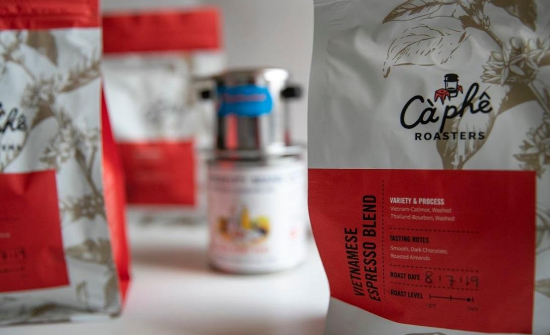 Quán cà phê Roasters nổi tiếng với hương vị cà phê Việt Nam ở Philadelphia
