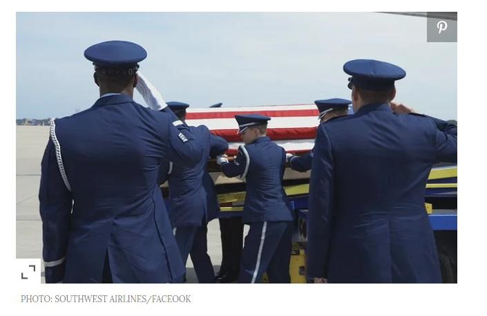 Lễ truy điệu cựu binh chiến tranh Việt Nam tại Texas