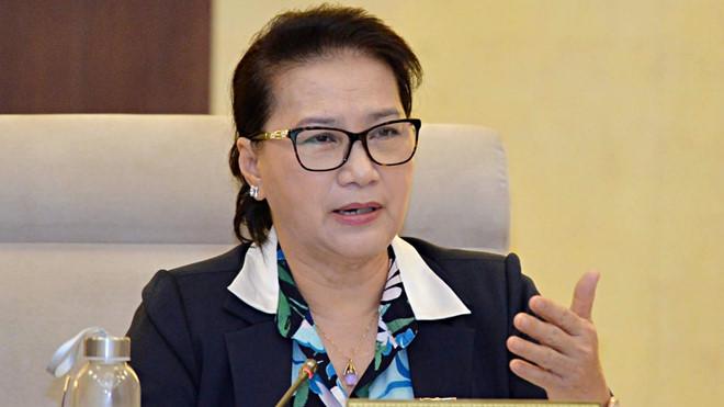 Bà Nguyễn Thị Kim Ngân tự hào vì cả thế giới chỉ Việt Nam có ngân hàng nhà nước