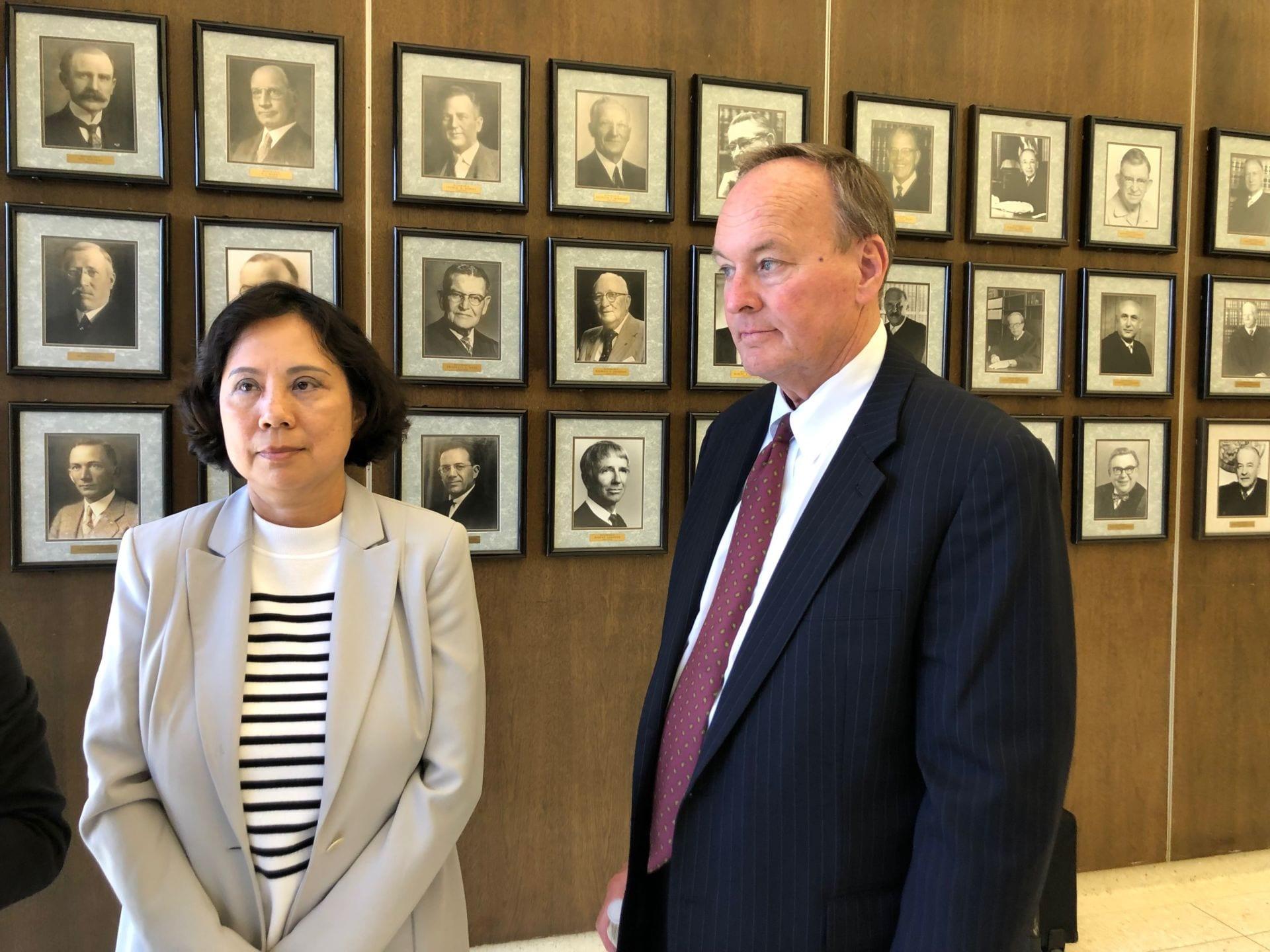 Phiên toà BPSOS kiện bà Holly Ngô bị hoãn