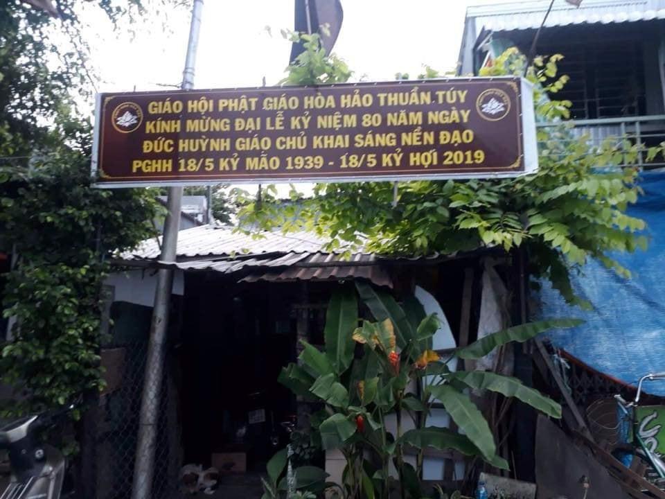 Mật vụ An Giang tấn công tư gia gia đình Phật Giáo Hoà Hảo Thuần Túy