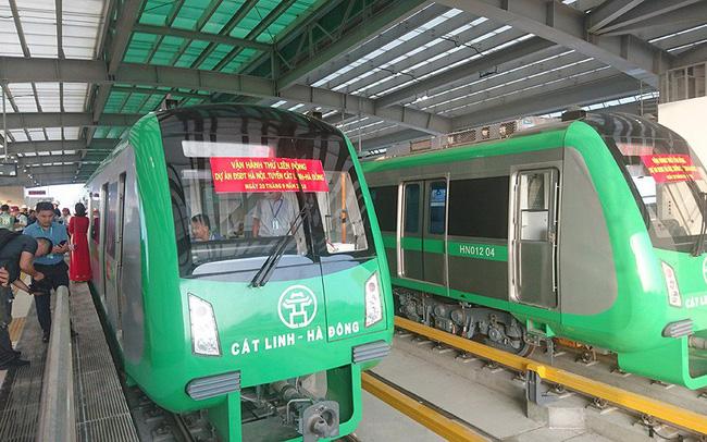 Đường sắt Cát Linh-Hà Đông có nguy cơ không đưa vào sử dụng vì chất lượng quá kém?
