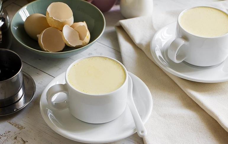 Cà phê trứng Việt Nam nổi tiếng tại New York